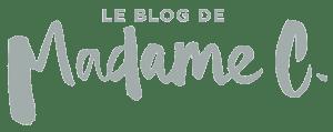 Publication sur le Blog de Madame C