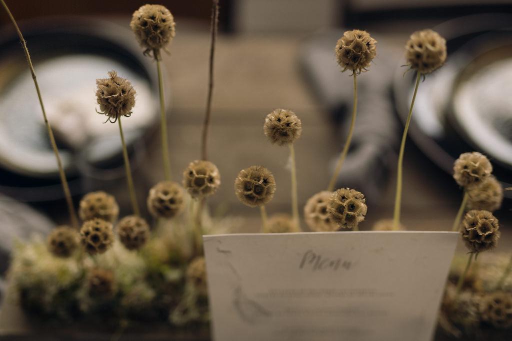 Un mariage wabi-sabi par Artis événement mis en images par la photographe de mariage Lika Banshoya