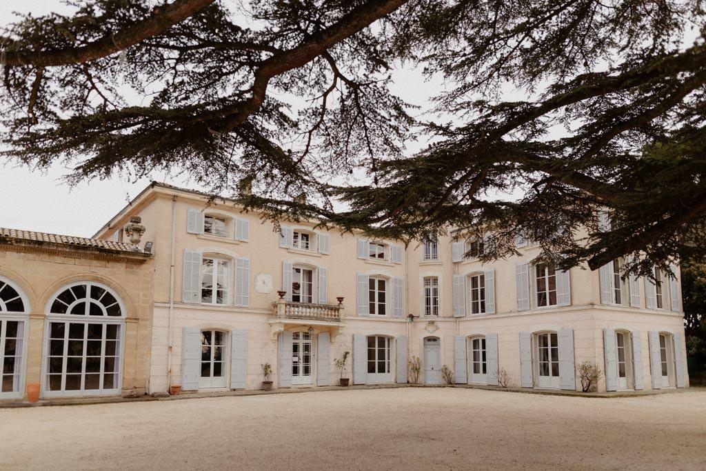 Le château d'Alphéran, lieu de réception d'exception pour les mariages en Provence